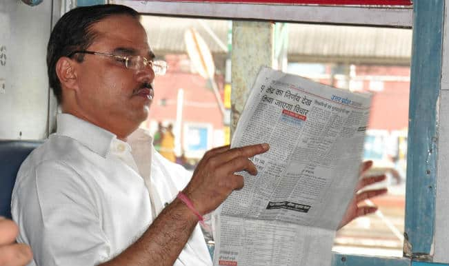 Jitender Singh Tomar likely to be expelled from Aam Aadmi Party