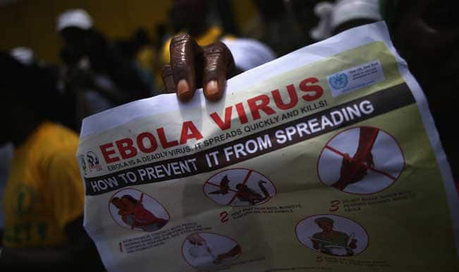 Study reveals last year's deadly Ebola strain weaker than ones of 1976