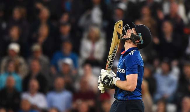 England vs New Zealand ODI: Eoin Morgan hits a ton, leads England to stunning win
