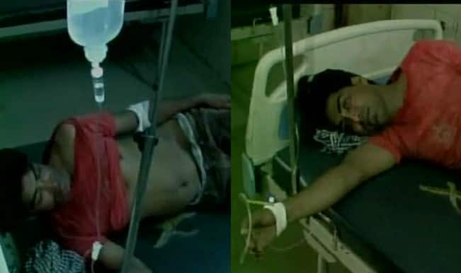 Journalist allegedly beaten up; dragged on bike for exposing land case