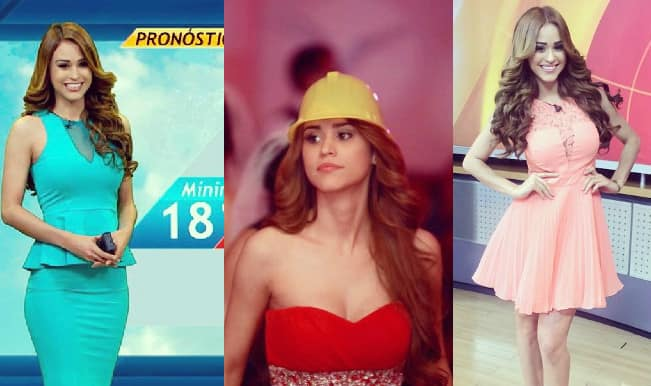 Yanet Garcia: The reason why entire Mexico waits for weather news