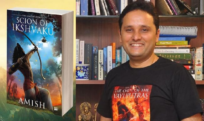 From Shiva to Ram: Amish Tripathi's new trilogy's first book 'Scion of Ikshvaku' releases