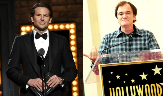 Bradley Cooper, Quentin Tarantino to receive Walk of Fame star