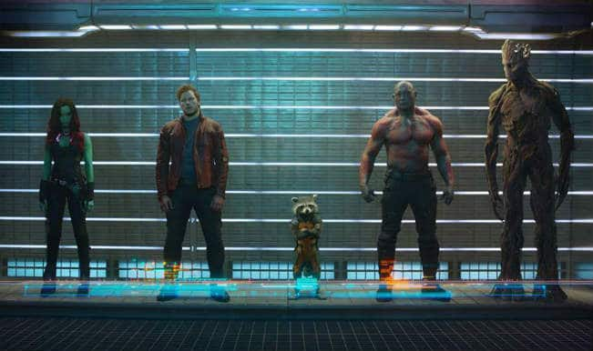 Revealed – the title of the new Guardians of the Galaxy movie!