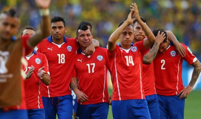 Copa America 2015: Eduardo Vargas scores brace as Chile sink Peru to enter final
