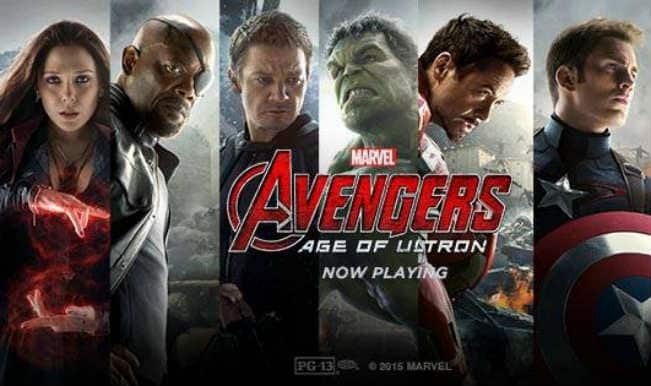 'Avengers: Age Of Ultron' 5th film in history to reach USD 900 million mark