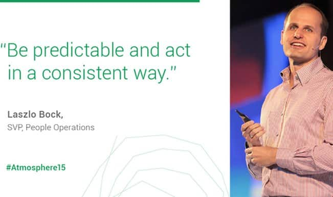 Google Atmosphere 2015 APAC: Hear the best speakers at Google for Work's event (Audio)