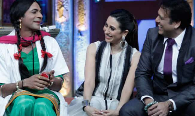 Govinda and Karishma Kapoor to team up all again!