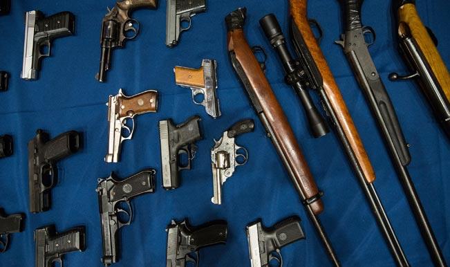 Delhi: Woman With 14 Semi- Automatic Pistols Arrested