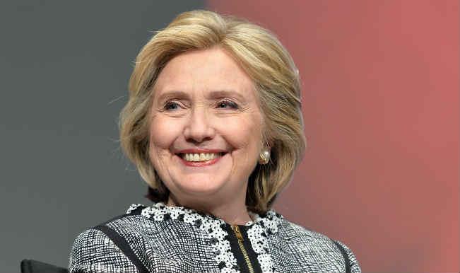 Hillary Clinton calls for 'common sense' gun control, decries racism