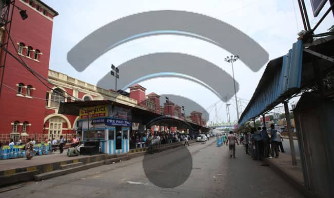 Howrah Railway station gets full Wi-Fi connectivity