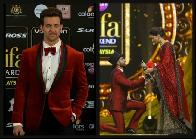 IIFA Awards 2015 gossip: Hrithik Roshan winks away, while Ranveer Singh and Deepika Padukone go public with their love!