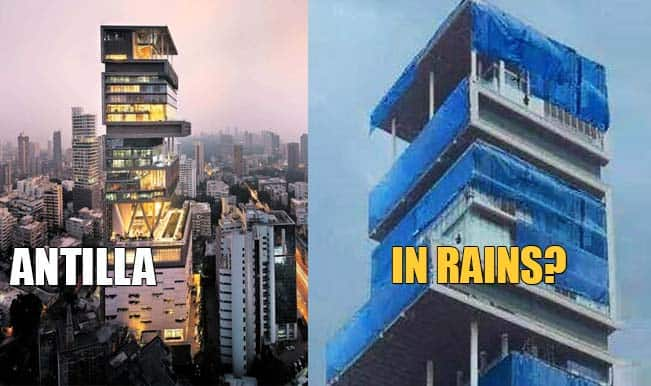 Well, Just In Case This Thought Has Crossed Your Mind After Coming Across  The Image Of His House, Antilia As A Complete Washout, Then Drop It. Part 49