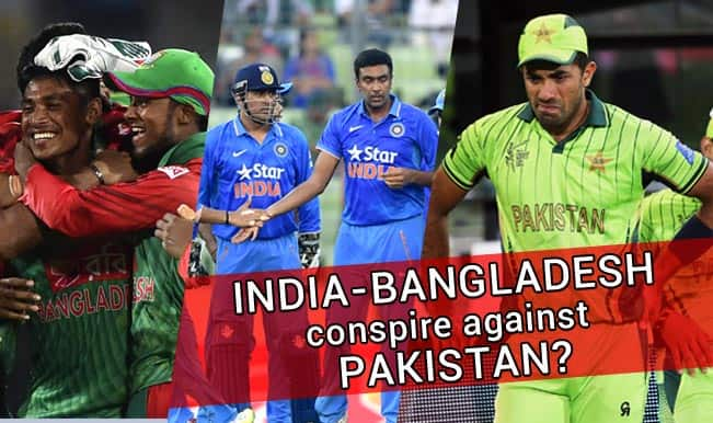 India vs Bangladesh 1st ODI: Did India lose on purpose to eliminate Pakistan from ICC Champions Trophy 2017 Qualification?