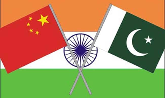 Image result for PAKISTAN INDIA AND CHINA