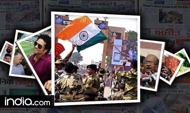Security beefed up in all WB districts for Independence Day