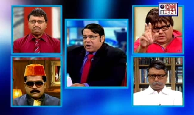 Why is India heating up? Arnab Goswami blames Sunny Leone for the soaring mercury