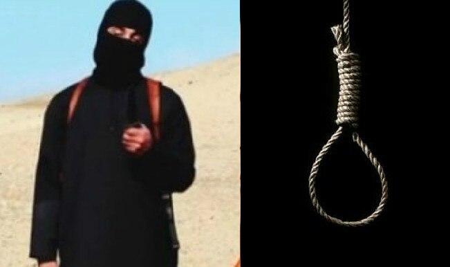 Islamic State (IS) hangs two boys for eating in Ramadan