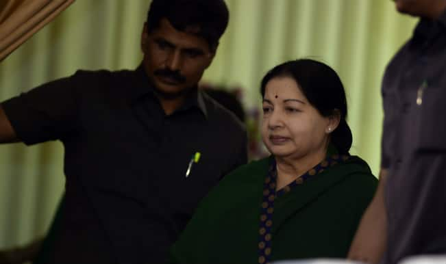 J Jayalalithaa surges ahead in by-poll vote count