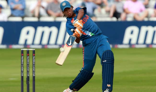 Jhulan Goswami leads India to 17-run win over New Zealand eves in 1st ODI
