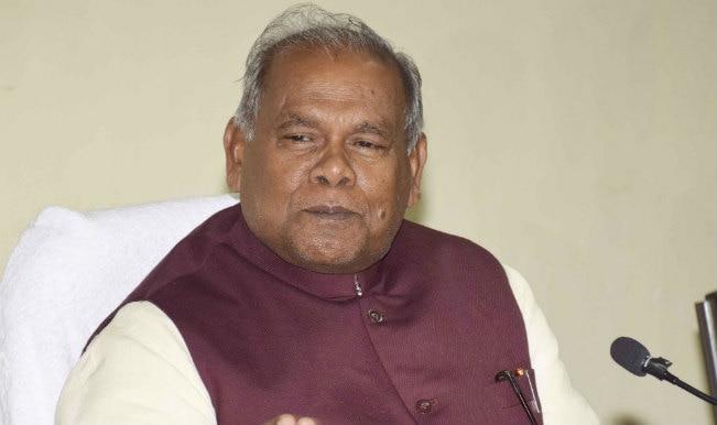 Jitan Ram Manjhi slams 'twisted mindset' of Nitish Kumar