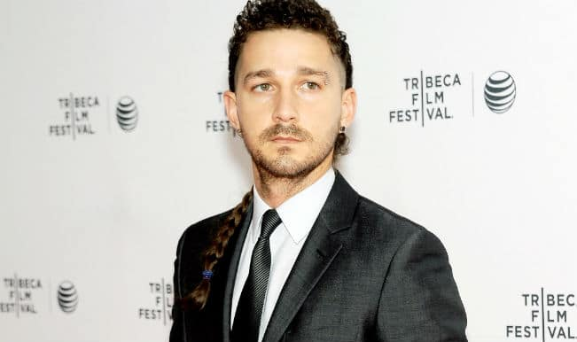 Shia LaBeouf suffers head injury