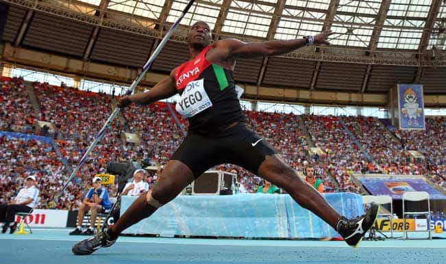 Kenya lauds Julius Yego for rewriting African record in Javelin Throw