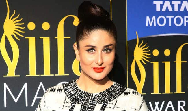 My mother-in-law likes to see me in glamorous roles: Kareena Kapoor Khan