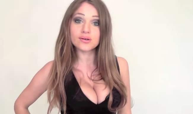 How to attract girls: Sexy Kezia Noble gives 5 tips (Watch video)