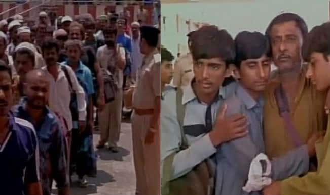 Pakistani fishermen released by India reaches Wagah Border