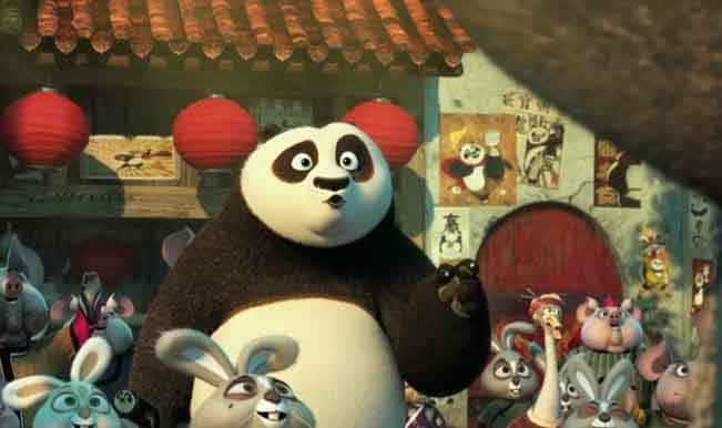 Kung Fu Panda 3 trailer: Po meets his real father