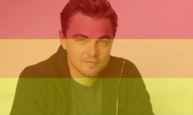 Leonardo DiCaprio goes for Rainbow Profile Picture after US legalized same-sex marriage!