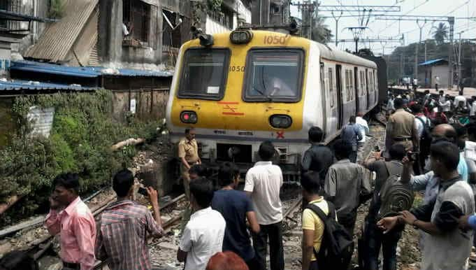 Mumbai local train update: Central, Harbour and Western line local trains running late due to heavy rainfall