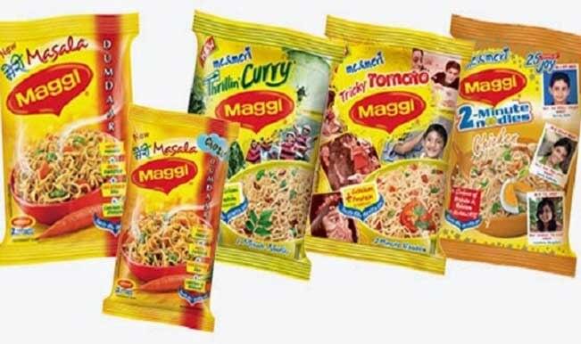 दिल्ली में १५ दिनों के लिए मैगी बैन