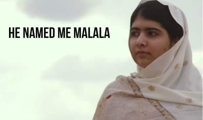 Documentary on Malala Yousafzai: He Named Me Malala, Watch Official Trailer