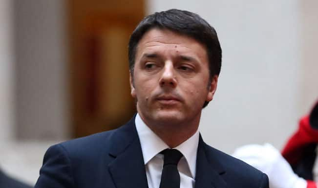 Italy PM Matteo Renzi under fire in Mafia Migrant scandal