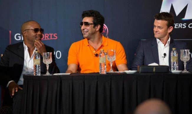 Masters Champions League 2016 Teaser: Cricket legends Wasim Akram, Brian Lara join hands UAE-based event