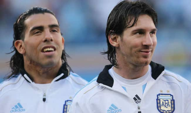 Lionel Messi's haters know nothing about football, says Carlos Tevez