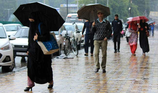 Jammu and Kashmir rains: Flood alert in valley; Jhelum crosses danger mark