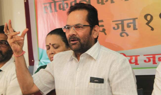 40% Reservation For Girls at Planned Schools, Higher Education Institutions For Minorities: Naqvi