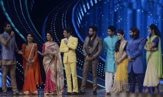Nach Baliye 7: Yeh Hai Mohabbatein, Kumkum Bhagya & Meri Aashiqui Tum Se Hi cast team up for semi finals!