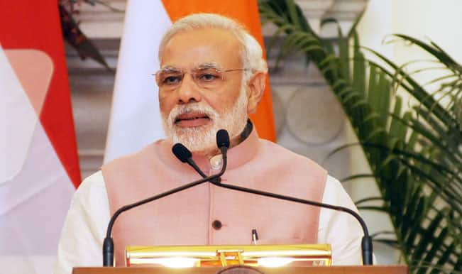 Narendra Modi: Country turned into a jail during Emergency