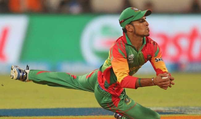 Nasir Hossain claims two wickets as Indian batsmen fail to counter Bangladesh attack