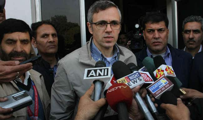 Omar Abdullah hits out at BJP-PDP coalition over Jammu clashes