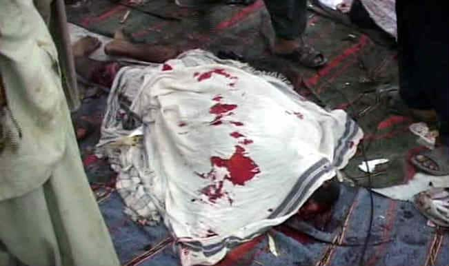 Quetta Blast Leaves Blood, Mangled Bodies Strewn Across Compound