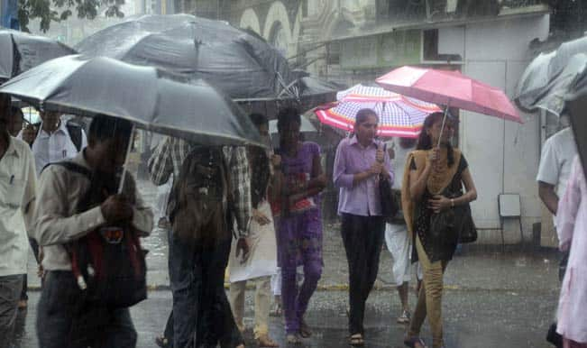 Intensity of slow pulse of rainfall decreases: study