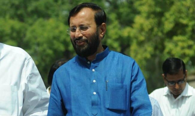 Prakash Javadekar inaugurates Urban Forest Garden project