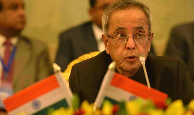 President Pranab Mukherjee condoles train accident deaths