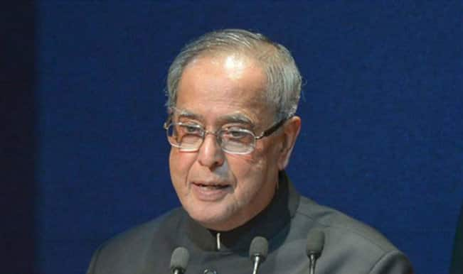 Pranab Mukherjee invites Belarus investors, aims to take trade to USD 1billion