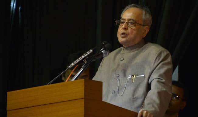 Pranab Mukherjee: India attaches great value to friendship with Belarus